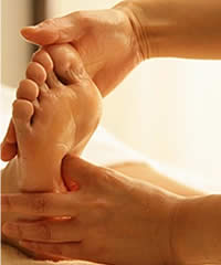 Kyoto Thai Massage Foot Nassage