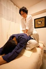 Thai traditional massage school in Japan